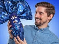 Baci Perugina Giant Chocolate Easter Egg | Trulli Baci™